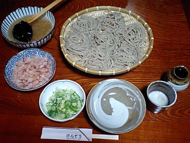 永平寺蕎麦